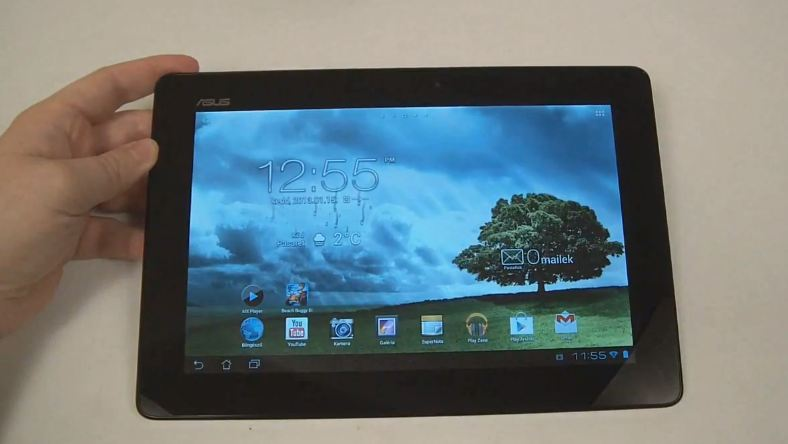 ASUS MeMO Pad 10 Video Screenshot