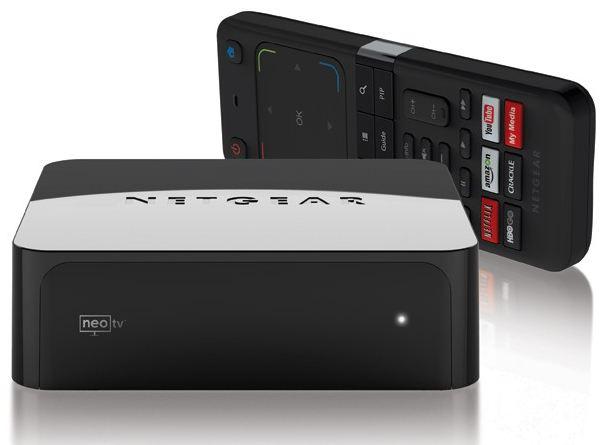 Netgear NeoTV Prime