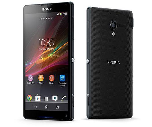 Sony Xperia ZL Produktbild