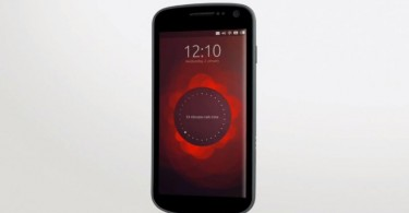 Ubuntu Smartphone OS Screenshot