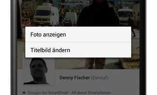 Facebook-Titelbild-Screenshot