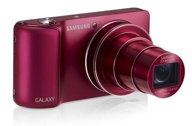 Galaxy Camer WiFi Rot