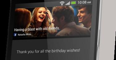 HTC Blinkfeed Screenshot