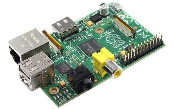 Raspberry-Pi-B-Modell-Produktbild