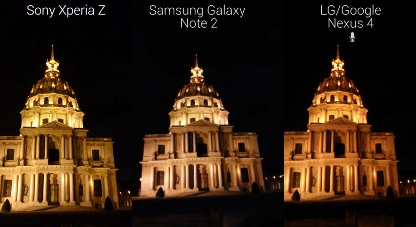 Xperia-z-paris-video