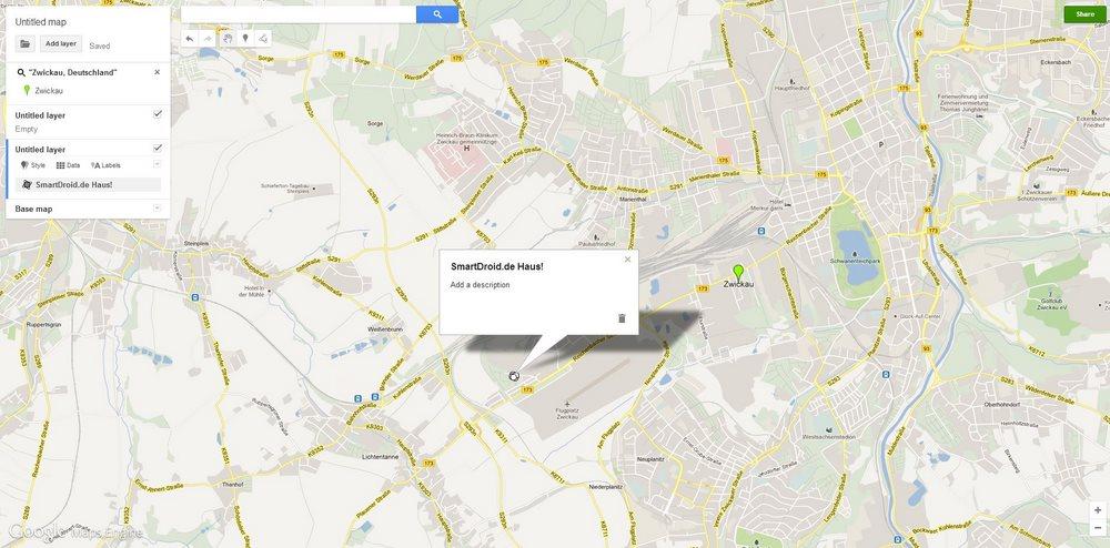 google maps engine lite eigene maps bearbeiten und teilen. Black Bedroom Furniture Sets. Home Design Ideas