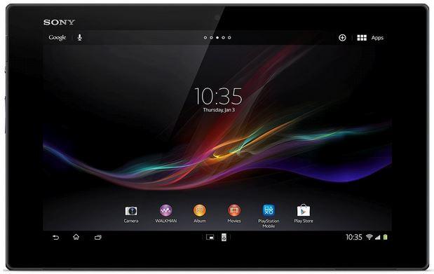 Sony-Xperia-Tablet-Z-Produktbild
