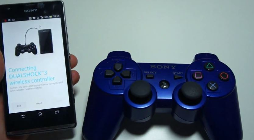 Dualshock 3 Controller App
