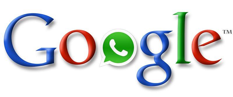 Google WhatsApp Logo