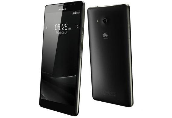 Huawei Ascend Mate Schwarz