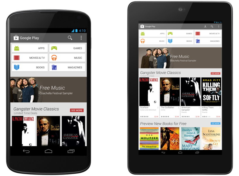 Play Store 4.0