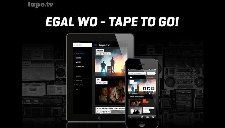 tape.tv mobil
