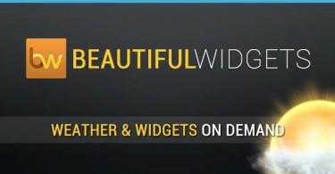 Beautiful Widgets kostenlos
