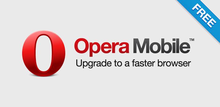 Opera Mobile Free