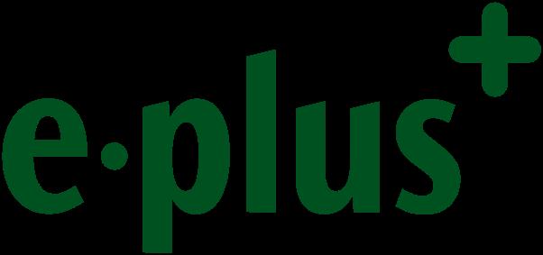 e-plus logo