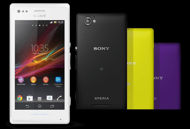 Sony Xperia M Produktbild