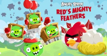 angry birds reds mighty feathers