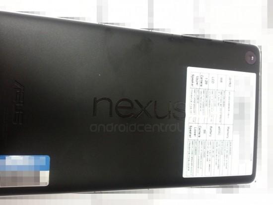 nexus 7 2 1 Erste Bilder des Nexus 7 Nachfolgers   Auslieferung an Händler bereits nächste Woche [+Video]