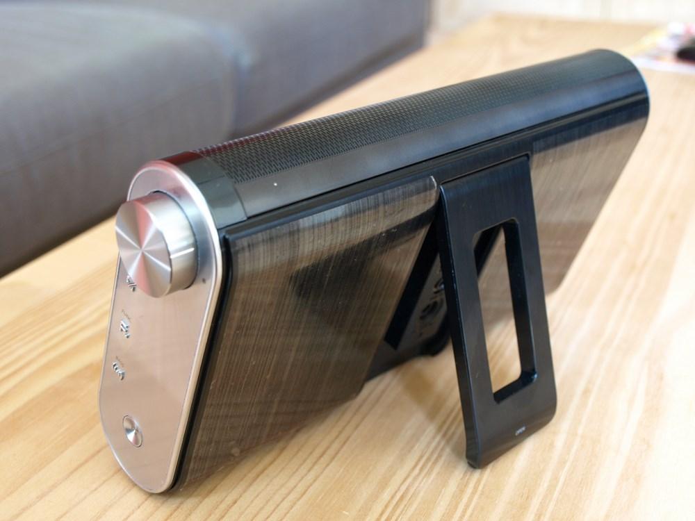 samsung bluetooth nfc lautsprecher da f60 im test. Black Bedroom Furniture Sets. Home Design Ideas