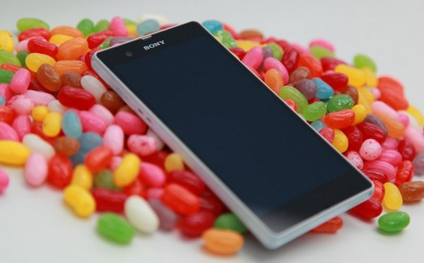 Sony Xperia Jelly Bean