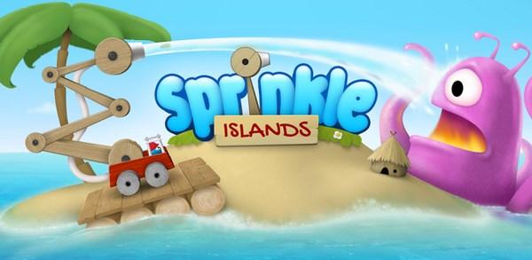 Sprinkel Islands