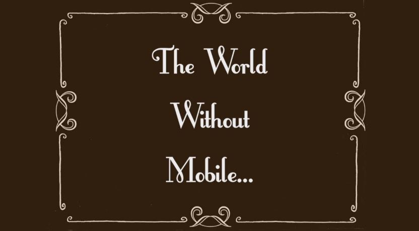 world without mobile