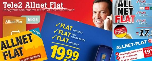 All Net Flat Header