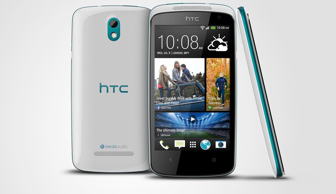 HTC Desire 500 Produktbild
