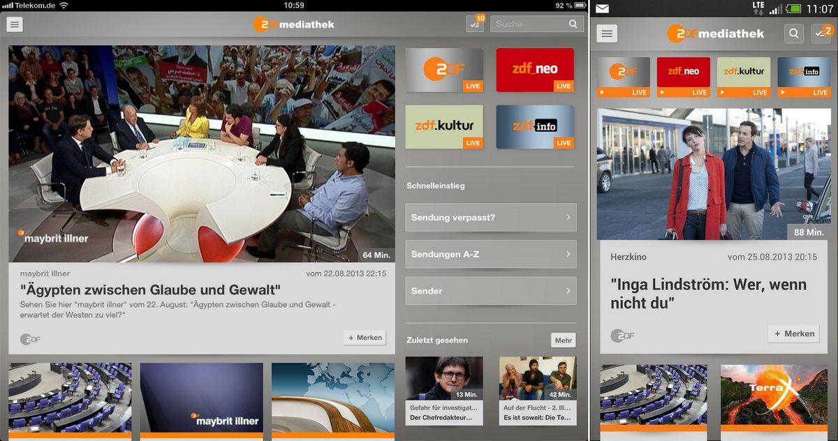 zdf mediathek 2013 screenshots