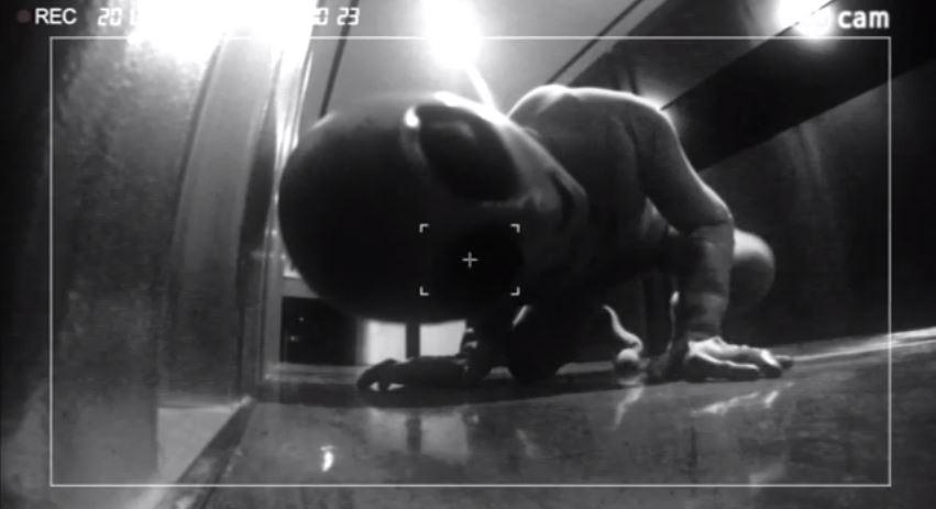 alien samsung ifa 2013 teaser