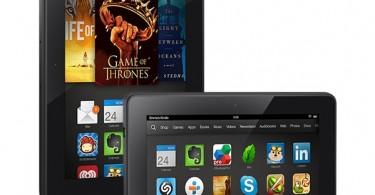 Amazon Kindle Fire HDX Produktbild