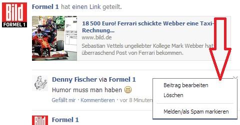 facebook beitrag bearbeiten
