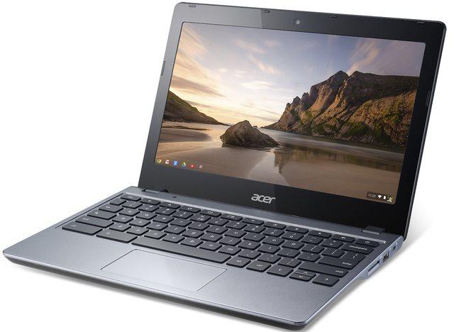 Acer Chromebook C720 Produktbild