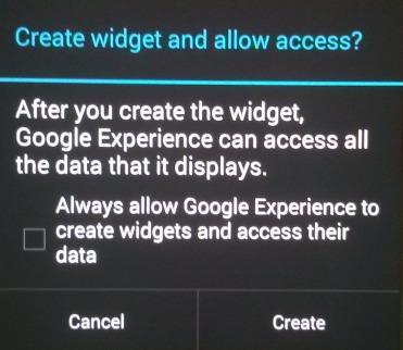 google experience leak