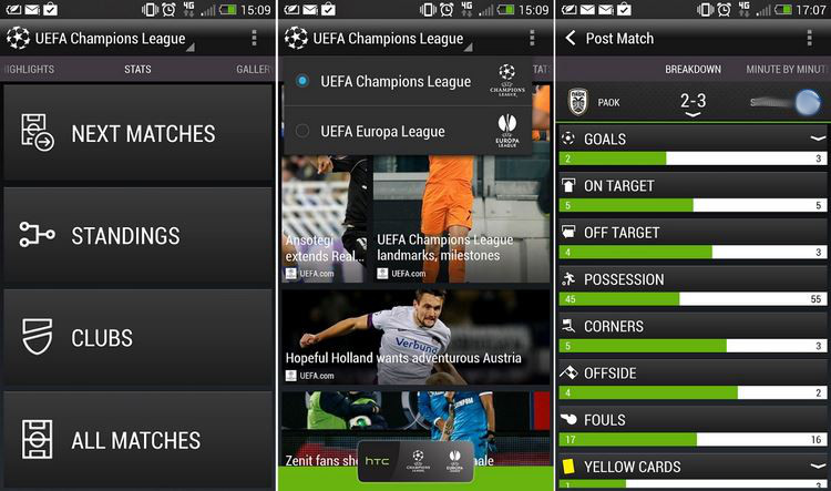 htc footballfeed