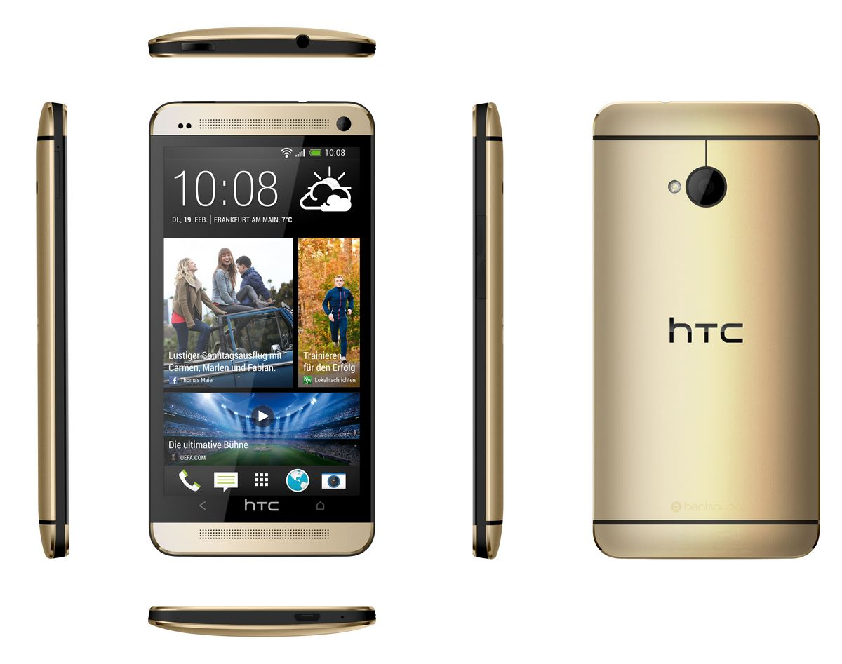 HTC One Golden 6V