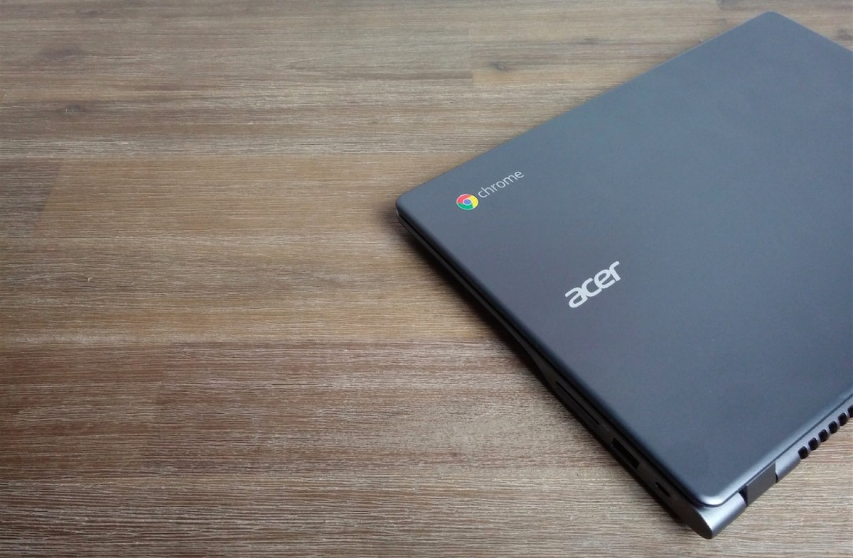 Acer C720 Chromebook Test Header