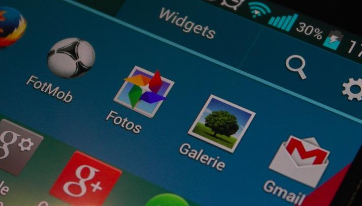Android der google play editions galerie app jetzt durch fotos ersetzt - Durch wande horen app ...