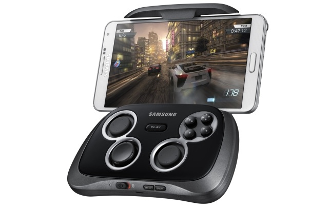 Galaxy Gamepad