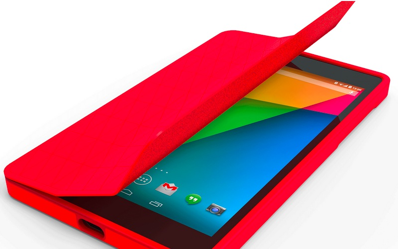 Nexus 7 mit GEL