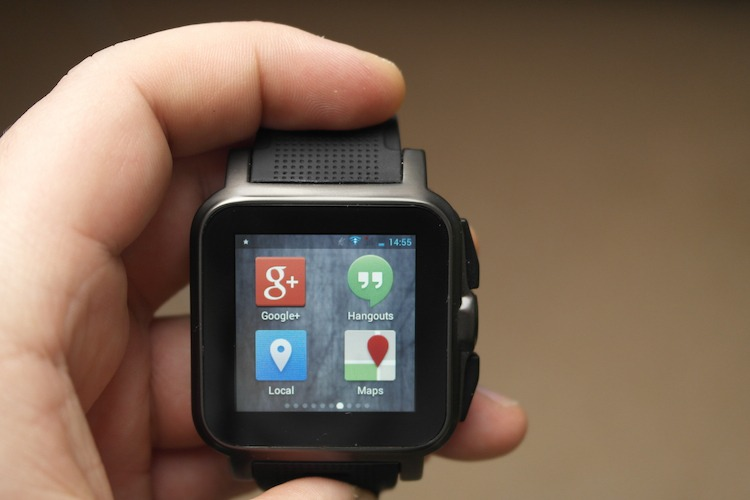 Simvalley Smartwatch aw-414.go Test-13
