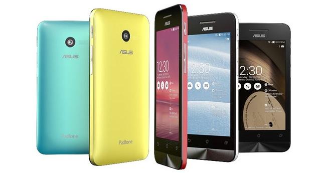 ASUS ZenFone Produktbild