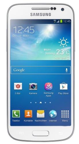 Galaxy S4 Mini weiß