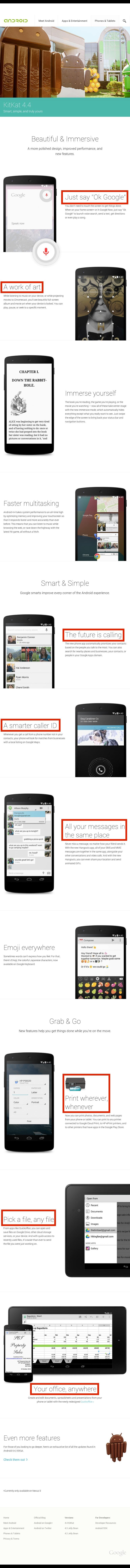Android - 4.4 KitKat