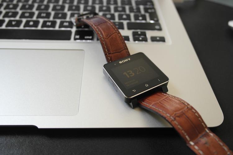 Sony Smartwatch SW2 Test-2