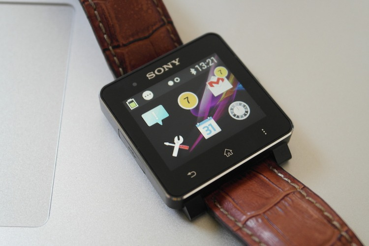 Sony Smartwatch SW2 Test-3
