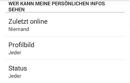 Whatsapp Für Android Neues Update Ermöglicht Verstecken Des