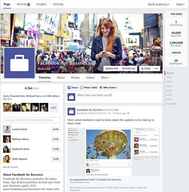 Facebook-Update-für-Seiten-Neues-Design-und-Analysetool