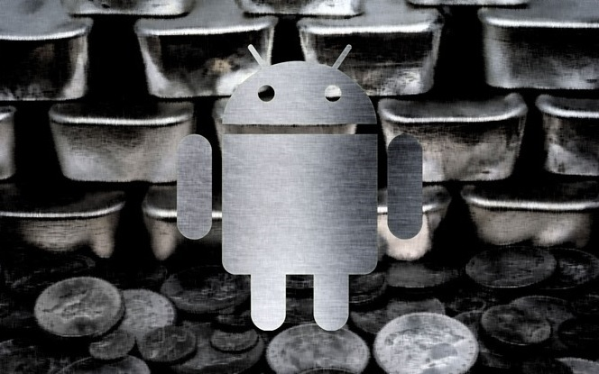 Android Silver