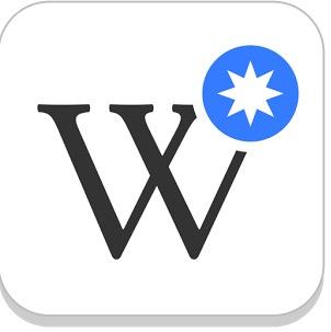 Wikipedia App Logo
